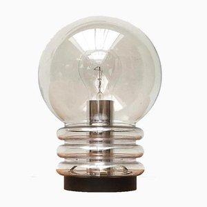Deutsche Vintage Space Age Glühbirnen Tischlampe von Limburg, 1970er