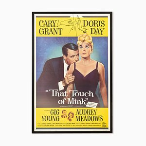 Advertising Poster, That Touch of Mink, 1960s
