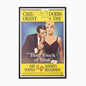 Werbeposter, That Touch of Mink, 1960er