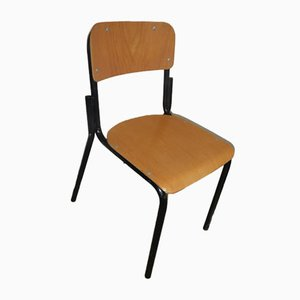 Chaise d'Ecole, Italie, 1980s