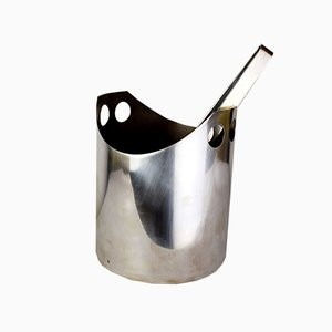 Italian Ice Bucket by Lino Sabattini, 1970s