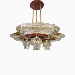 Vintage Ceiling Lamp by Rafael Tormo, 1970s