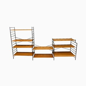 Steel & Wire Wall Unit from WHB, 1960s