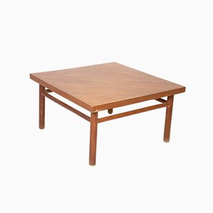 Mid-Century Wood Coffee Table by T. H. Robsjohn-Gibbings for Widdicomb, 1950s