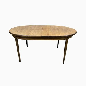 Teak Dining Table with Butterfly Extensions from G-Plan, 1970s