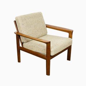 Teak Sessel von Sven Ellekaer für Komfort, 1960er