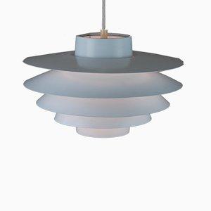 Verona Pendant Lamp by Svend Middelboe for Nordisk Solar, Denmark, 1970s