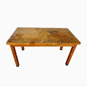 Mid-Century Worktable
