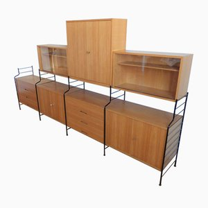 Vintage Shelving System from WHB, 1960s, Set of 7