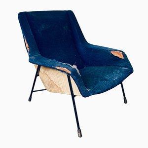 S12 Modell Sessel von Alfred Hendrickx für Belform, Belgien, 1958