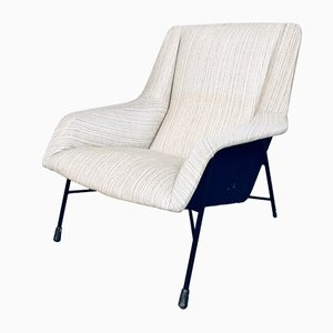S12 Model Lounge Chair by Alfred Hendrickx for Belform, Belgium, 1958