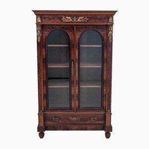 French Empire Bookcase, 1880s