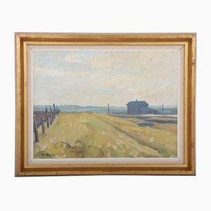 Pittura di M. Skov, Danimarca