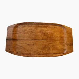 Large Danish Teak Serving Tray from Åry, 1960s