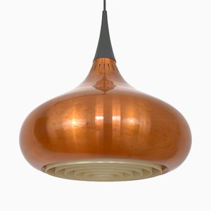 Orient Major Pendant Lamp by Jo Hammerborg for Fog & Mørup, 1960s