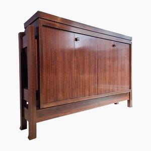 Brutalist Stereo Cabinet by Emiel Veranneman, 1960s