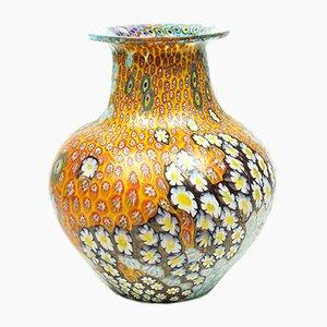 Murrina Millefiori Glass Vase by Urban for Made Murano Glass, 2021