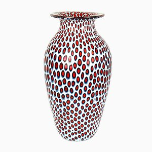 Murrina Millefiori Glass Vase by Urban for Made Murano Glass, 2020