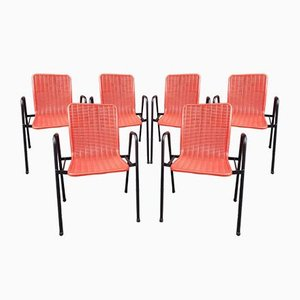 French Outdoor Chairs from Fantasia, 1960s, Set of 2