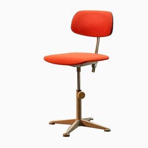 Chaise de Bureau Industrielle de Ahrend De Cirkel, Pays-Bas, 1950s