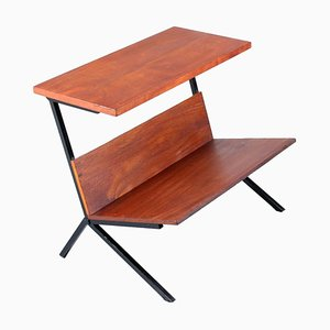 Teak Magazine Rack by Cees Braakman for Pastoe, 1950s