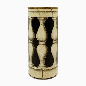 Baluster Umbrella Stand from Fornasetti, Italy, 1960s