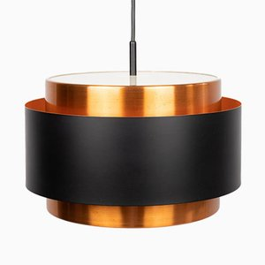 Saturn Pendant Lamp by Jo Hammerborg for Fog & Mørup, 1960s