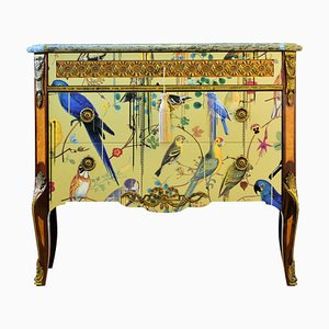 Christian Lacroix Style Commode, 1950s