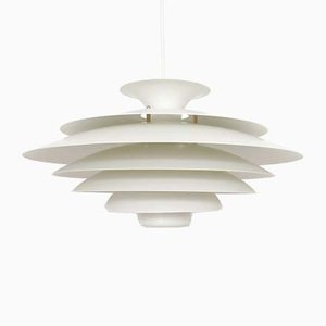 Danish Modern Layered Pendant Lamp from Form Light, 1970s