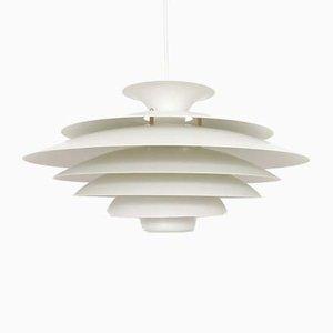 Lampe à Suspension à Couches Moderne de Form Light, Danemark, 1970s