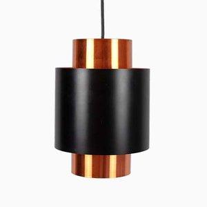 Lampe à Suspension Tunika par Jo Hammerborg pour Fog & Mørup, 1960s