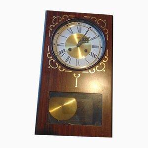 Mid-Century Wall Clock from Predom Metron