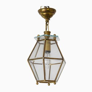 Small Ceiling Lamp in the Style of Adolf Loos, 1950s