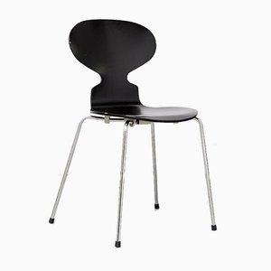 Sedia Ant 3101 MId-Century di Arne Jacobsen per Fritz Hansen, anni '90