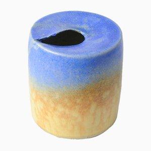 Vintage German Studio Pottery Vase by Horst Seifert