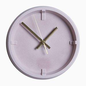 Reloj Index Pink de Room-9, 2019