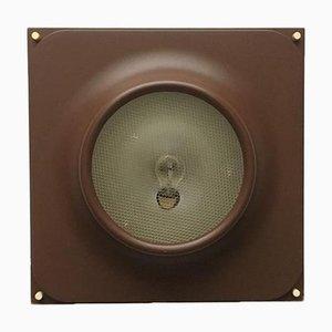 Vintage Space Age 7360 Bullseye Deckenlampen von Staff, 2er Set