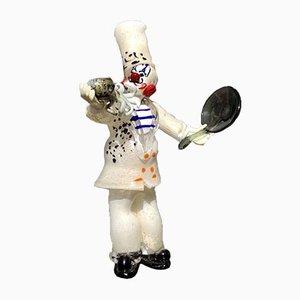 Inchiostro da clown con inchiostro Polpo di Dario Frare