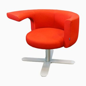 Vintage Lounge Chair by Otto Zape for Drabert, 1980s