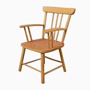 Scandinavian Doll's Chair, 1960s