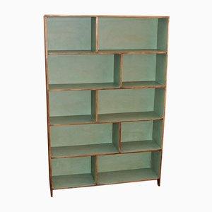 Green Painted Shelf, 1970s