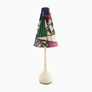 Table Lamp with Colorful Shade by Hans-Agne Jakobsson for A/B Markaryd, 1960s