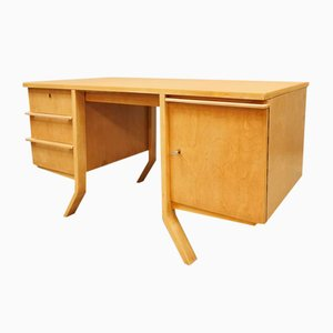 Mid-Century EB04 Writing Desk by Cees Braakman for Pastoe