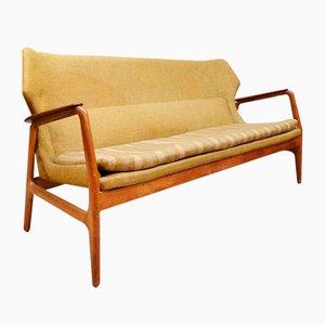 Mid-Century Dutch Sofa by Aksel Bender Madsen for Bovenkamp