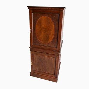 Antique Mahogany Safe Box