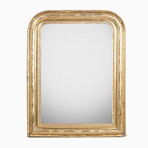 Kleiner Spiegel im Louis Philippe Stil