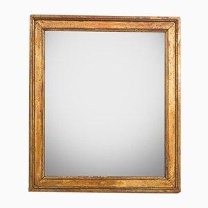 Square Antique Mirror