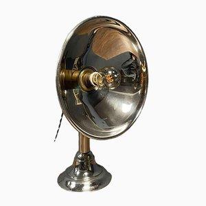 Nickel-Plated Heat Lamp, Germany