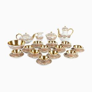 Porzellan Kaffee- oder Teeservice
