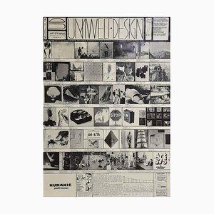 Insegna del design ambientale, Unknown, 1975